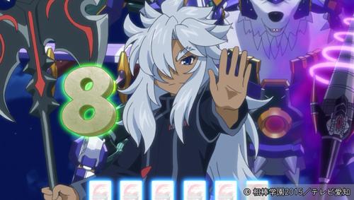バディファイト100アニメ35話サムネイル
