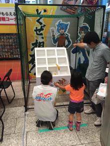 バディファイト スペシャルブース in お台場新大陸