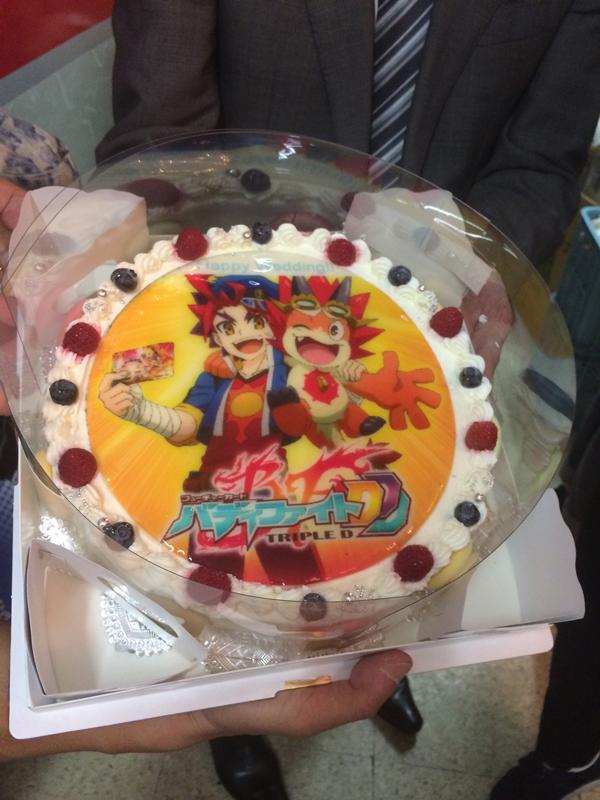 バディファイトケーキ